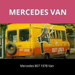 Mercedes Van Sound