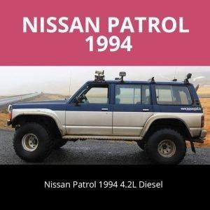 Nissan Patrol 1884 Sounds