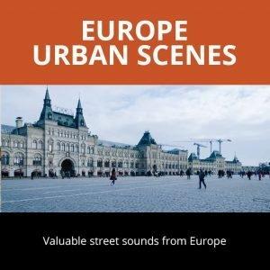 Europe Urban Scenes