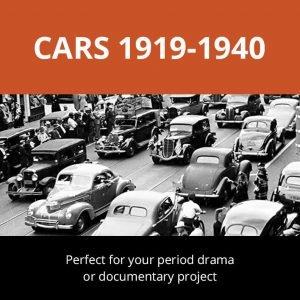 Cars 19919-1940
