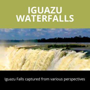 Iguazu Falls Sound
